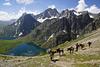 Krishansar Lake/ Gadsar Pass (4180m)