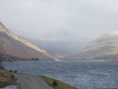 gbw - Wast Water misty