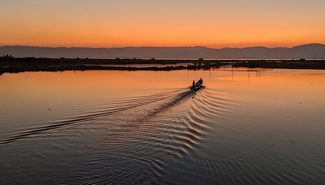 Inle Lake Shan State Burma 18th January 2020