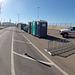 Alexander Zuckermann Bicycle-Pedestrian Path - not the last porta-potties (0017)