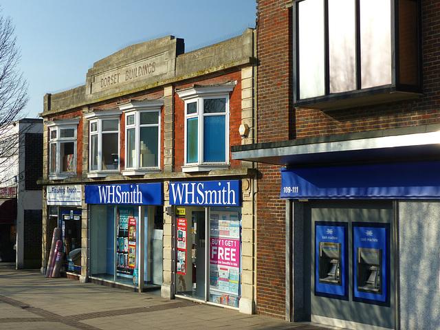 Dorset Buildings, Waterlooville - 20 January 2016