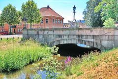 Ludwigslust, Schlossbrücke