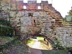 town walls chester