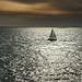 horizon touching