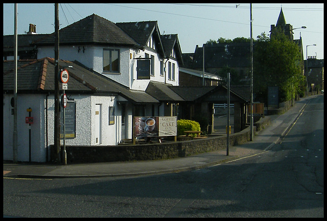 The County Hotel at Carnforth