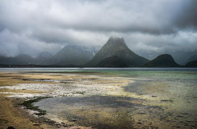 remote fjords