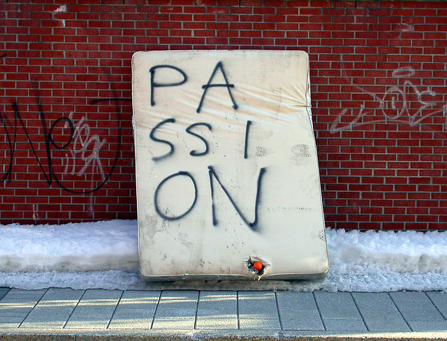 passion discarded