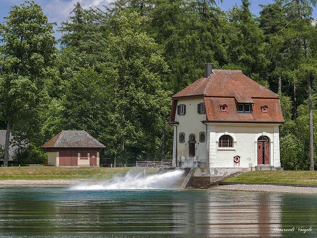 Pumpenhaus am Engeweier