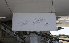 Boeing Team Signatures