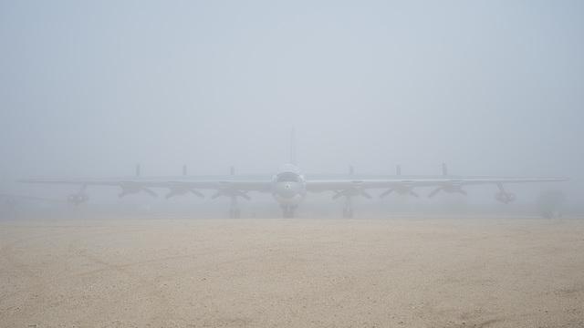 Morning Fog #6