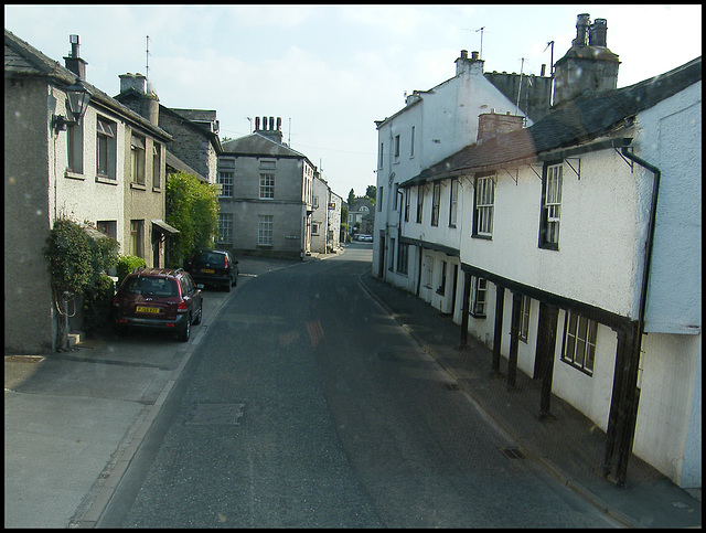 Burton-in-Kendal Main Street