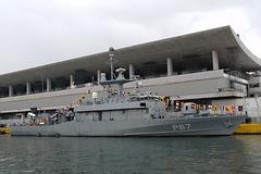 HS Roussen @Piraeus