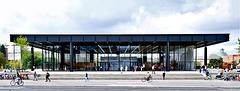 Neue Nationalgalerie, Berlin.