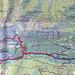 Aufstieg zum Hinteren Sonnwendjoch 1.986m  - (4 x PiP