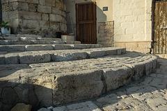 Treppen in Valletta (© Buelipix)