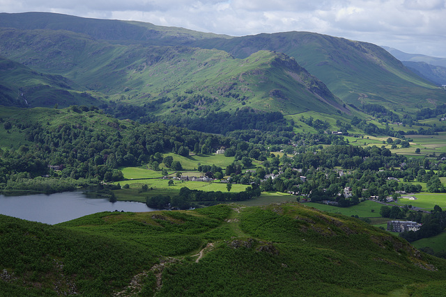 Grasmere and Helm Crag