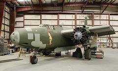 Douglas A-20G Havoc 43-9436