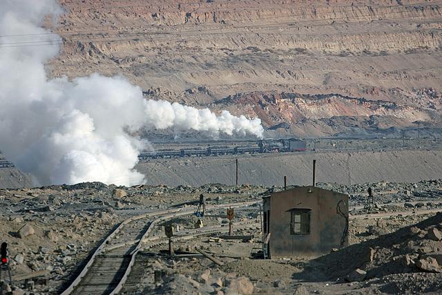 Farewell Sandaoling steam
