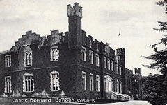 Castle Bernard, Bandon, County Cork, Eire (Burnt 1923)