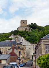La Roche-Guyon - Château de La Roche-Guyon