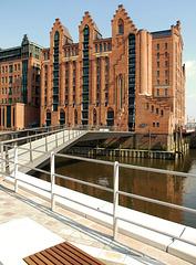 HFF aus Hamburg: Maritimes  Museum im ehemaligen Kaispeicher B