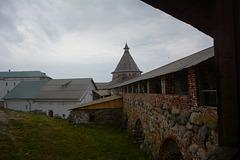 Спасо-Преображенский Соловецкий монастырь, Галерея юго-восточной стены