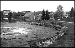 Kongsberg Riverpark