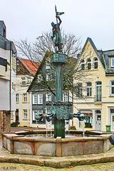 Lüdenscheid, Brunnen