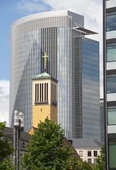 Frankfurt: St.Matthäus+Pollux Büroturm