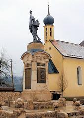 Im Klosterhof Weyarn-Kapelle St. Jakob