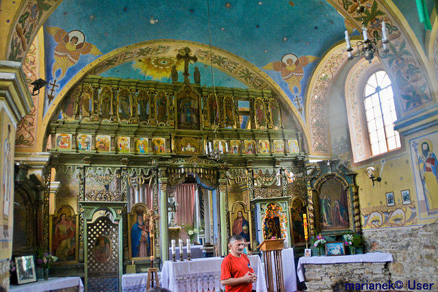 Weihnachten Orthodox.Ipernity Orthodox Church Of St Nicholas In Smolnik Poland By