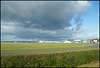 sky over Oxford Airport