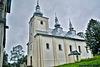 Orthodox church of St. Nicholas in Smolnik,Poland