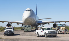 General Electric Boeing 747 N747GE