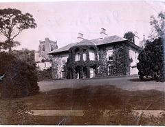 Dunkeld House, Perthshire (Demolished)  c1900