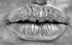 The kissing mouth