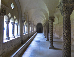 Kreuzgangsflügel in der ehemaligen Benediktinerabtei  Königslutter
