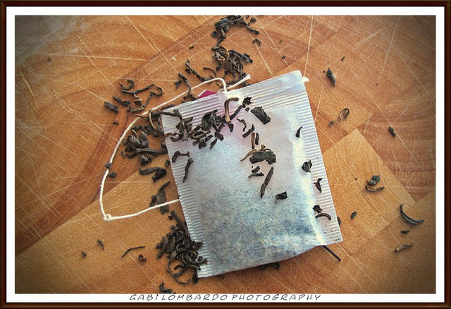 The 50 Images Project - Tea Bag - 1/50