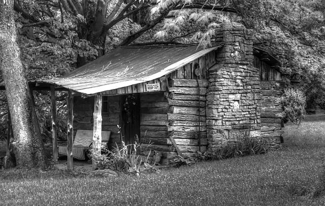 Owen County Log Cabin