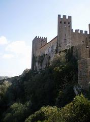Óbidos Castle.