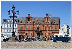 Kandelaber | Rathaus