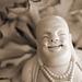 Vintage Buddha for Sunday Challenge