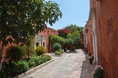Peru, Arequipa, Santa Catalina Monastery, Calle Malaga