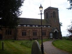 Saint Margaret's Church.
