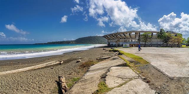 stadium beach