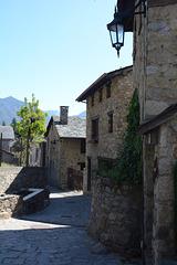 Andorra, Narrow Street in Santa Coloma