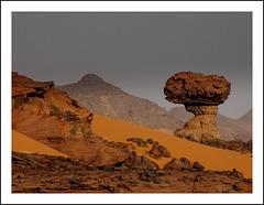 Desert de la Tadrart