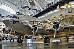 Remember When Flying was Fun? – Smithsonian National Air and Space Museum, Steven F. Udvar-Hazy Center, Chantilly, Virginia