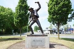 Udo Lindenberg Denkmal in Gronau 041