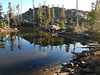 Lake Margaret reflections